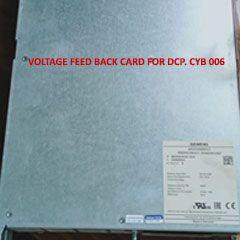 Voltage Feedback card