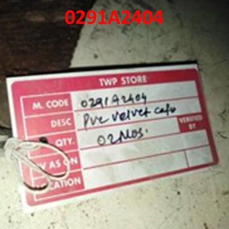 PVC VELVET CAPS